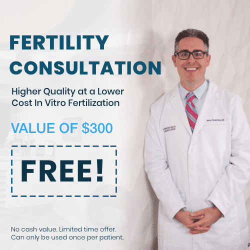 fertility consultation free limited time