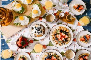 Fertility diet breakfast