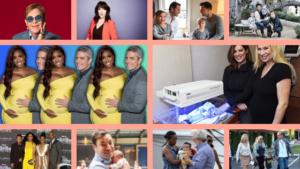 10 Celebrities that used surrogates