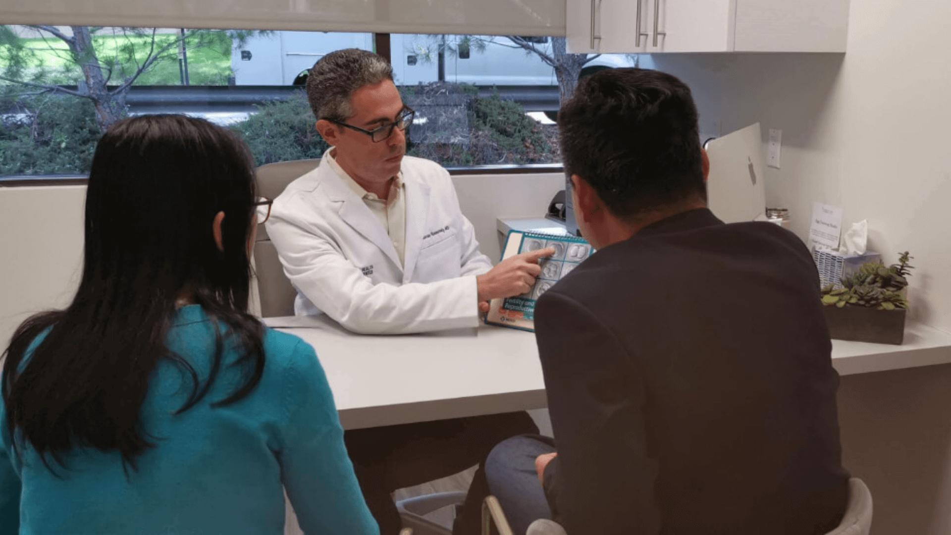 Dr. Marcus Rosencrantz fertility consultation