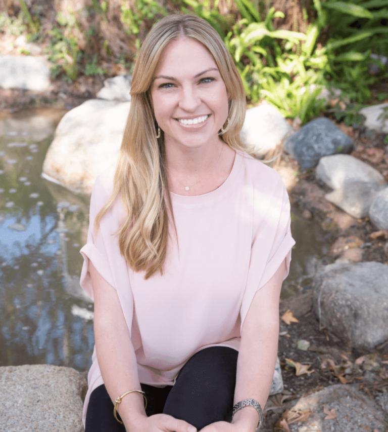 Acupuncturist Megan Joyce