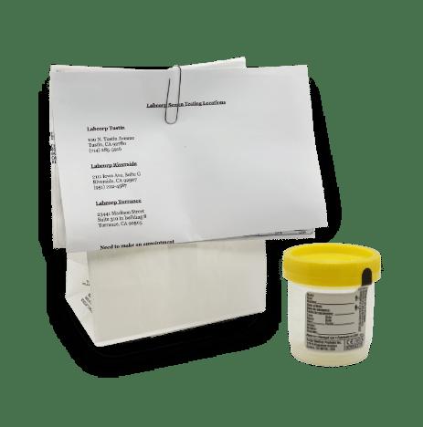 semen analysis kit orange county