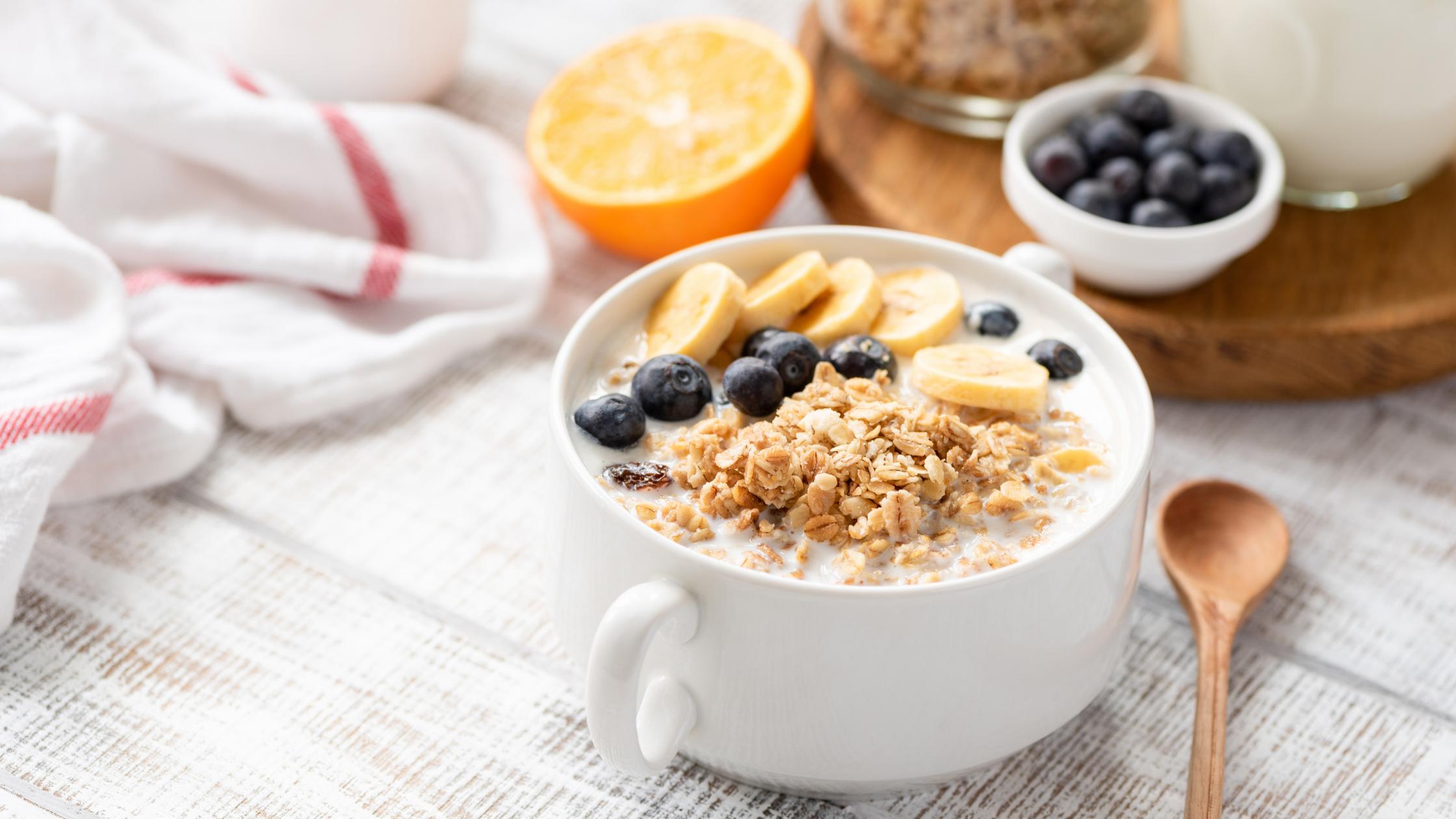 oatmeal infertility
